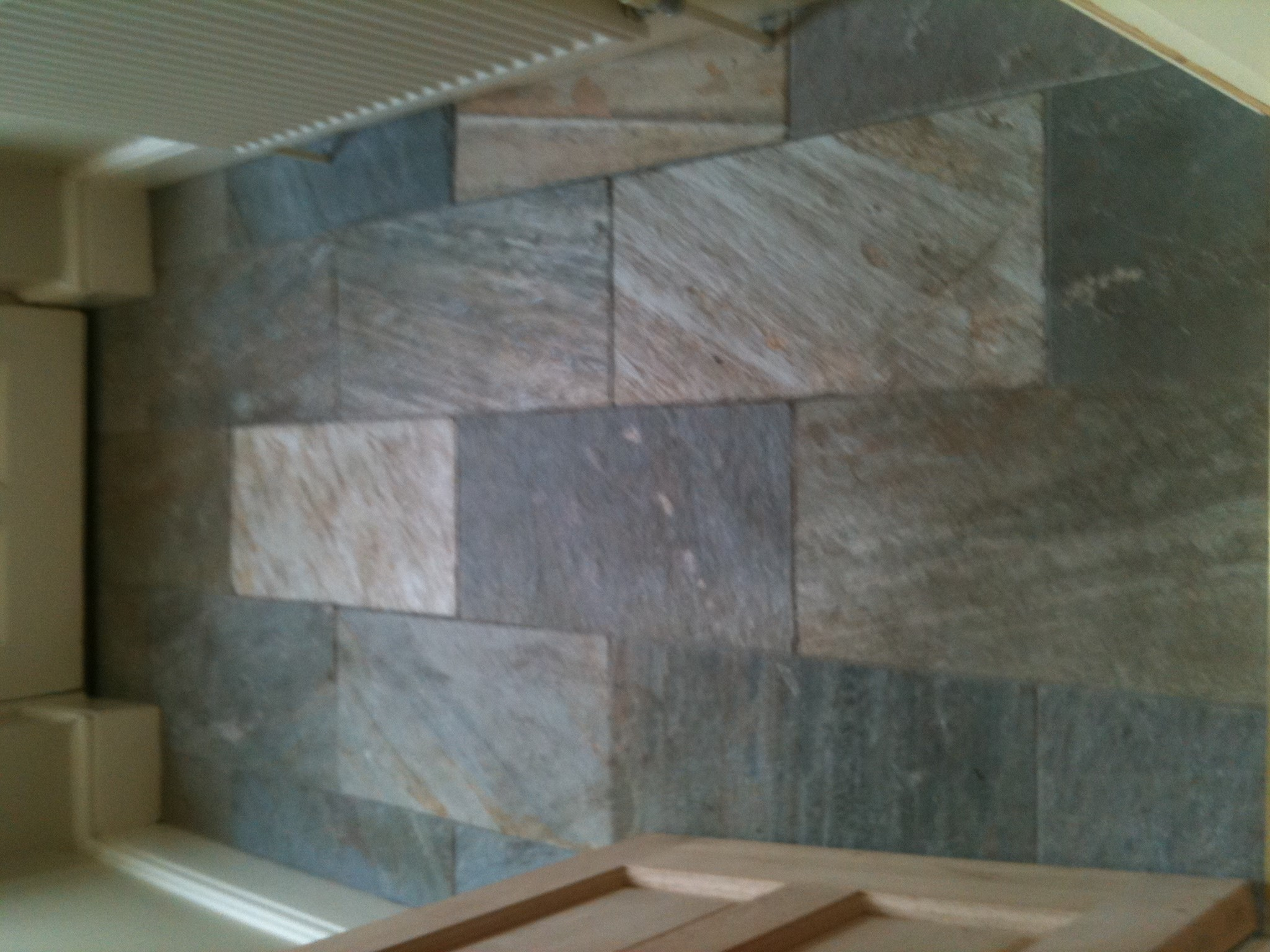 Natural Stone Tiling